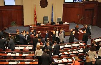 Kuzey Makedonya meclisinde kumarhaneler tartışmaya açıldı