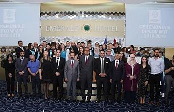 Maarif mezunları Türkiye'de harç ödemeden okuyacak