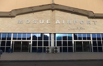 Musul Havalimanı restorasyon sonrası hizmete girecek