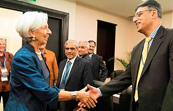 Pakistan ile IMF arasında imzalar atıldı