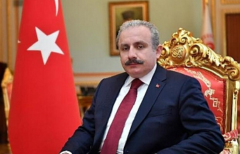 TBMM Başkanı Şentop, İmamoğlu'nu tebrik etti
