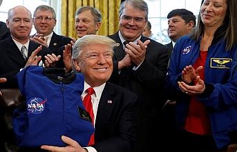 Trump bu kez NASA'ya çattı
