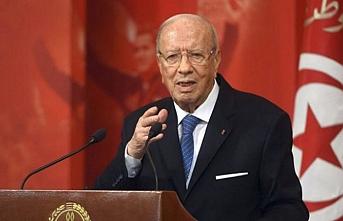 Tunus Cumhurbaşkanı Sibsi'nin sağlığı iyiye gidiyor
