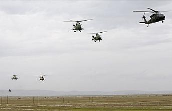 Türkiye ve Azerbaycan ortak askeri tatbikat başlattı