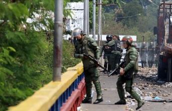 Venezuela Kolombiya sınırında çatışma: 12 ölü