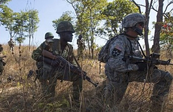 ABD Afrika Ordusu Komutanından Etiyopya'da askeri tatbikat