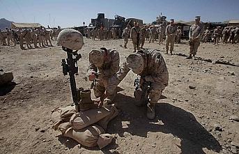 Afganistan'da 14 bin ABD askerinden 1'i öldürüldü