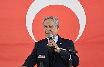 Arınç, Babacan ve Akşener'e yönelik soruşturmaları değerlendirdi