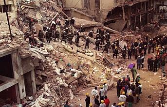 Arjantin saldırısının sorumlusu yaptırım listesine alındı