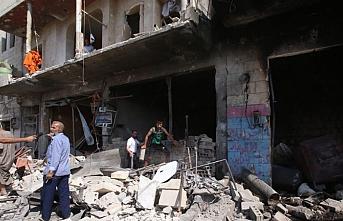 Beyaz Baretliler: Sabah saldırılarında 8 ölü 35 yaralı