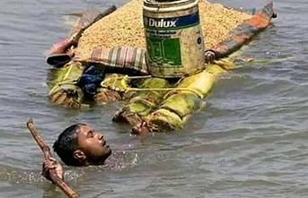 Bihar ve Assam'daki sel felaketinde ölü sayısı 174'e yükseldi