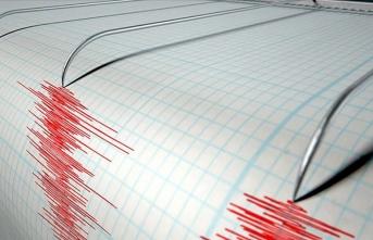 California'da korkutan deprem