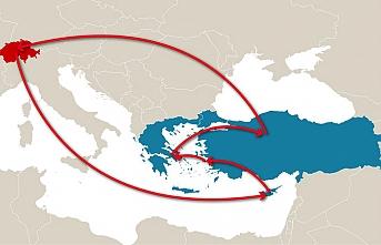 Doğu Akdeniz'deki 13.parsel kavgasına İsviçre de müdahil oldu