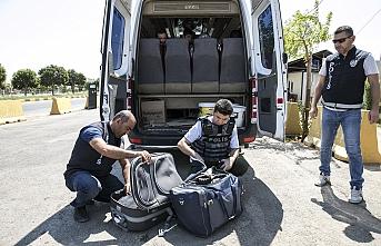 Emniyet göz açtırmıyor: Suça karışan 238 Suriyeli sınır dışı edildi