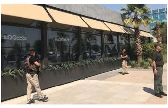 Erbil'e giriş çıkışlar kapatıldı, AB ve ABD kınadı