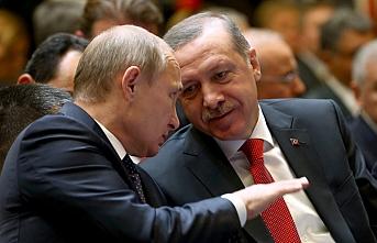 Erdoğan'ın Batı ve Rusya ile olan diplomasisi