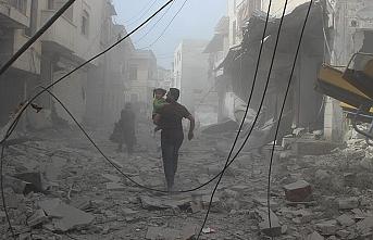 Esed güçleri yine saldırdı: 6 ölü, 12 yaralı