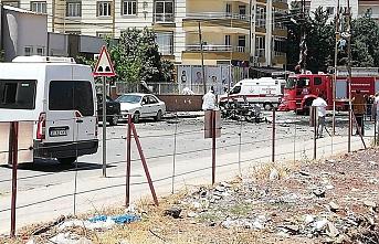 Hatay Reyhanlı'da bir araçta patlama, 2 ölü ve 1 yaralı