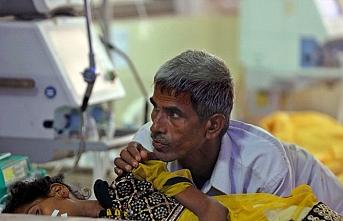 Hindistan'ın Assam bölgesinde beyin iltihabı salgını: 64 kişi öldü