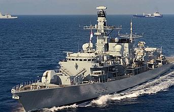 İngiliz donanması 'dur' dedi, İran geri adım attı