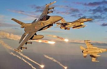 Irak'ın kuzeyinde 4 terörist daha etkisiz hale getirildi
