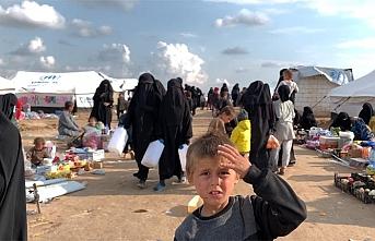 'Iraklı DEAŞ'lıların aileleri Suriye'den getiriliyor' iddiası