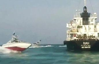 İran, Basra Körfezi'nde kaçak akaryakıt taşıyan tekneye el koydu