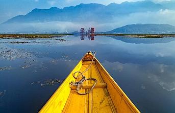 Keşmir'in suda yaşayan insanları: Dal gölü
