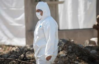 Meksika'da bir evin bahçesinde 21 ceset bulundu