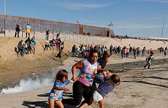Meksika üzerinden giriş yapanlar sığınma talep edemeyecek