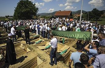 Prijedor'da Sırplarca katledilen 86 kurban daha toprağa verildi
