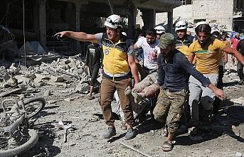 Rusya'dan İdlib saldırısına yalanlama: Biz düzenlemedik!