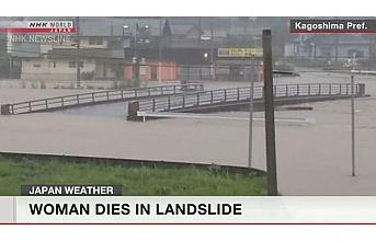 Şiddetli yağışlar nedeniyle bir milyondan fazla kişiye tahliye uyarısı yapıldı, 1 ölü