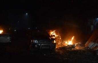 Suriye'de YPG/PKK havan saldırısı düzenledi! Ölü ve yaralılar var