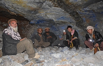 Taliban, Afganistan'da maden ele geçirdi