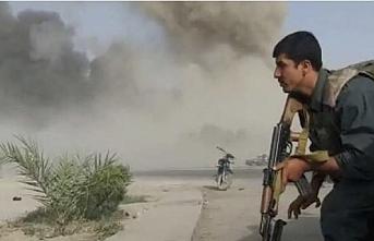 Taliban emniyet müdürlüğüne bomba yüklü araçla saldırdı, çatışma devam ediyor