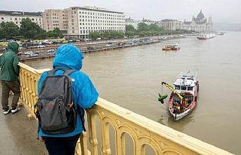 Tuna Nehri'nde meydana gelen gemi kazasında ölenlerin sayısı 27'ye yükseldi