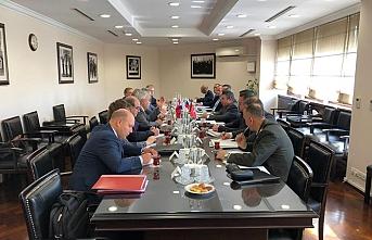 Türk ve Rus heyetler Suriye mesaisi yaptı
