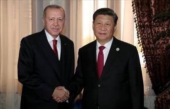 'Türkiye ve Çin aynı vizyonu paylaşıyor'