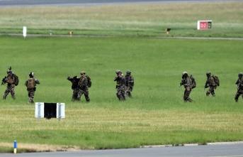 Uluslararası Güvenlik Birliğinin ilk ortak tatbikatı sona erdi