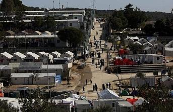 500 mülteci Midilli'ye giriş yaptı