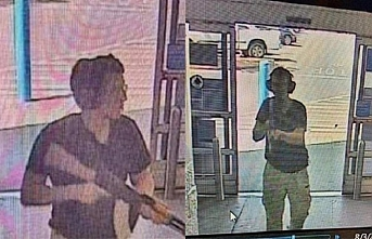ABD'nin Teksas eyaletindeki silahlı saldırıda 20 ölü