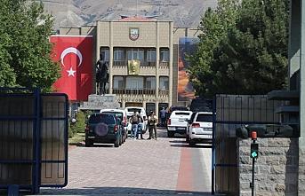 Akar ve TSK'nin komuta kademesi Erzincan'da