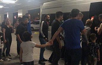 Bir haftada 4 bine yakın göçmen yakalandı