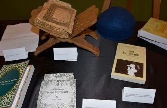 Bosna Hersek'te 'Divan Şiiri' sergisi açıldı