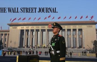 Çin, WSJ muhabirinin çalışma iznini iptal etti