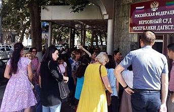 Dağıstan güvenlik güçleri Yehova Şahitleri üyelerini gözaltına aldı