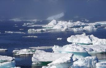 'Grönland'da temmuzda 179 milyar ton buz eridi'