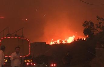 İçişleri Bakanlığı duyurdu: Orman yangınıyla ilgili önemli gelişme