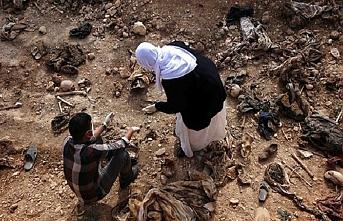 Irak'ta Kuveytlilerden sonra Kürtlere ait toplu mezar da bulundu
